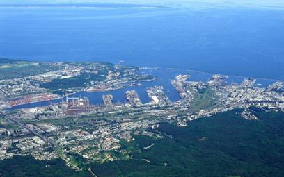 Port w Gdyni zanotował dobry kwartał