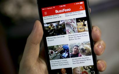 BuzzFeed został właścicielem popularnego serwisu politycznego