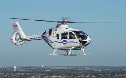 Śmigłowiec H135 w barwach NASA. Fot./Airbus.