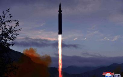 KCNA: Korea Północna testowała rakietę ponaddźwiękową