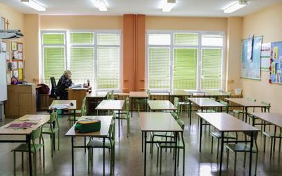 Problem w szkołach w Warszawie. Brakuje 7 tys. miejsc