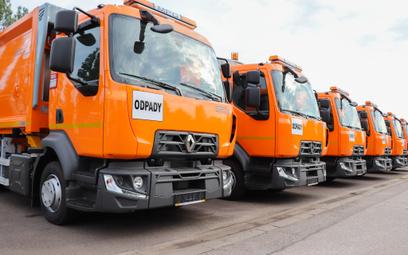 Dzięki zakupom warszawskie MPO będzie dysponować ponad 140 specjalistycznymi pojazdami bezpylnymi, k