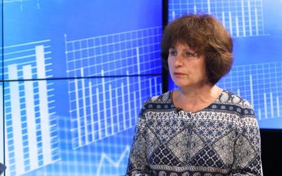 #RZECZoBIZNESIE: Ewa Balcerowicz: Bałam się zadania, którego podjął się mąż