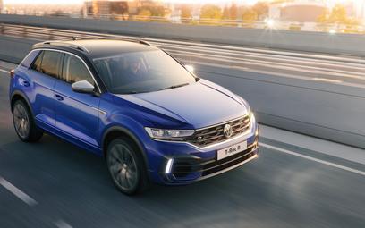 Genewa 2019 | Volkswagen T-Roc R: Uderzenie gorąca