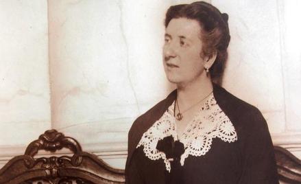 Róża Czacka (1876–1961) w wieku 18 lat spadła z konia i zaczęła tracić wzrok. Na zdjęciu w 1913 r.