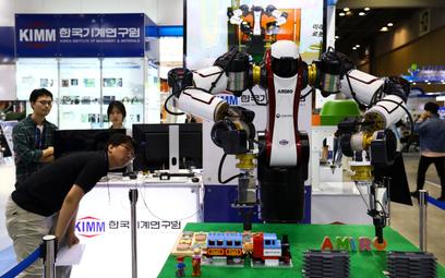 Szczególnie słabo polskie firmy prezentują się we wprowadzeniu robotów, które są przyszłością przemy