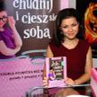Katarzyna Cichopek cieszy się sobą