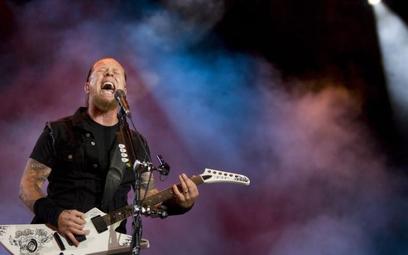 Lider Metalliki James Hetfield