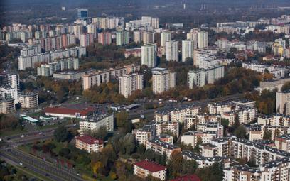 """Warszawskie osiedle przy ul. Zgrupowania AK """"Zmija"""""""