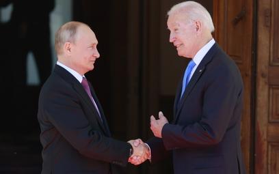 "Joe Biden w Europie. ""Zrobił rekonesans, ostrzegł Putina"""