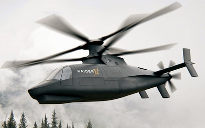 Raider X. Fot./Sikorsky Aircraft.