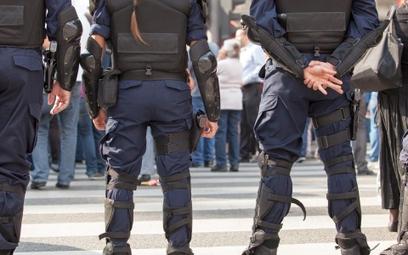 Mundurowi chcą podwyżek: do protestów dołączą się pracownicy cywilni policji