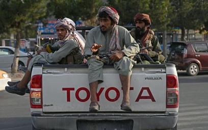 Talibowie zastanawiają się nad przeniesieniem stolicy