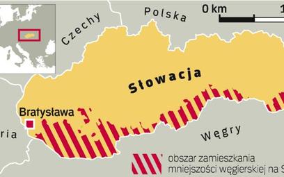 Słowaccy Węgrzy mieszkają w południowej części Słowacji. Ziemie te przypadły Czechosłowacji na mocy