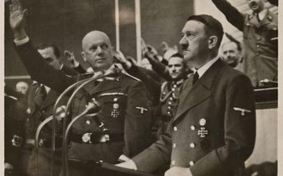 """Zdaniem DiN Adolf Hitler był """"jednym z najlepszych strategów, dowódców i umysłów wszech czasów"""""""