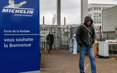 Michelin redukuje załogę we Francji