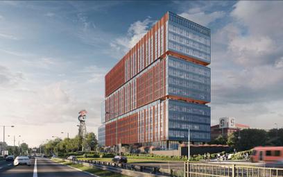 Katowice: Ghelamco rozpoczyna budowę biurowca Craft