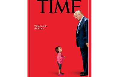 """Ojciec dziewczynki z okładki """"Time"""": Nie została oddzielona od matki"""