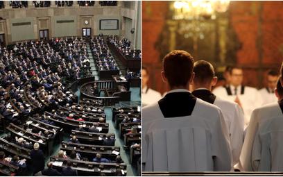 PiS (s)traci większość. Polaków postrzeganie kościoła