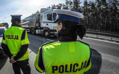 Policjanta można przeniesieść tylko na stanowisko równorzędne - wyrok WSA