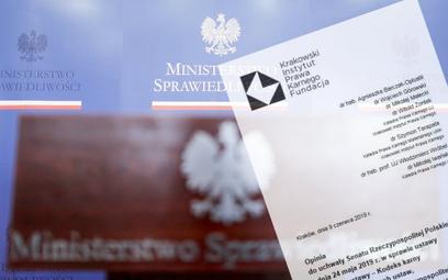 Resort Ziobry kontra Uniwersytet Jagielloński: pozew to najgorsza forma dyskusji