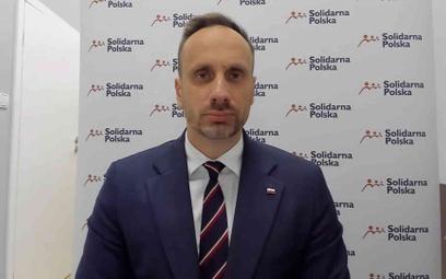 Janusz Kowalski, poseł Solidarnej Polski