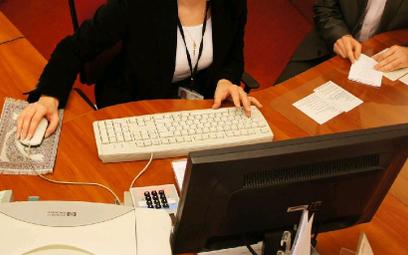 W większości firm obieg dokumentów odbywa się wyłącznie w formie elektronicznej.