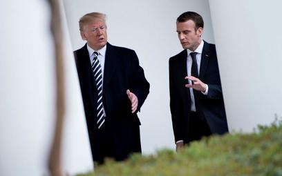 Nasza dzisiejsza rozmowa otwiera drogę do nowego porozumienia z Iranem – powiedział Emmanuel Macron