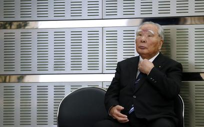 Osamu Suzuki po 63 latach pracy przeszedł na emeryturę