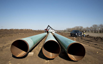 Za dużo infrastruktury gazowej