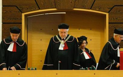 PiS zmienia Trybunał Konstytucyjny