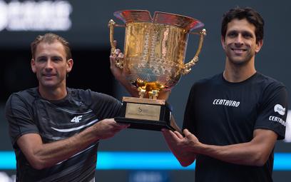 Kubot i Melo w finale ATP Tour