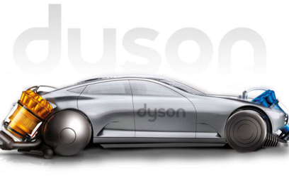 Producent odkurzaczy zbuduje samochody elektryczne