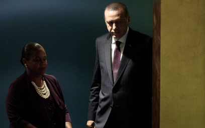 Recep Tayyip Erdogan walczy z mediami