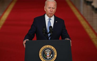 Biden: Ewakuacja z Afganistanu była nadzwyczajnym sukcesem
