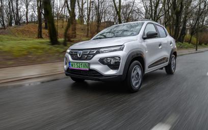 Polskie ceny Dacii Spring. To najtańsze e-auto na rynku