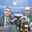 Płk Ireneusz Szeląg i płk Zbigniew Rzepa na specjalnej konferencji