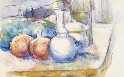 "Paul Cézanne, ""Martwa natura"", 1896–1906"