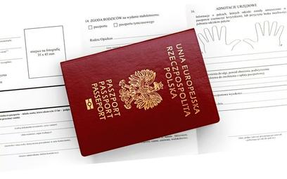 Paszporty: informacja przyjdzie sms-em lub e-mailem