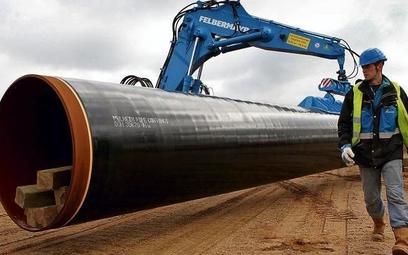Nord Stream stanął
