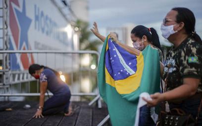 Koronawirus. Jak zmienił się wiek chorujących na COVID w Brazylii?