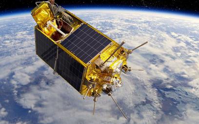 Rosyjski satelita spłonął w atmosferze