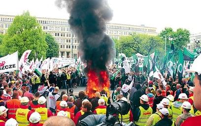 Górnicze związki szykują się do protestu