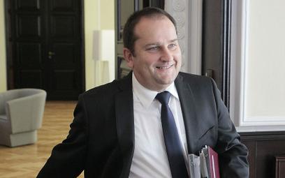 Tomasz Arabski był szefem KPRM w latach 2007-2013