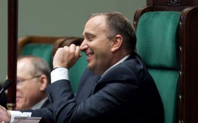 Grzegorz Schetyna - Wielkim Cenzorem Sejmu