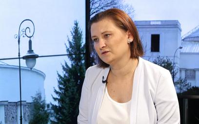 Gość programu #RZECZoPOLITYCE Paulina Piechna-Więckiewicz