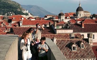 Chorwacja bliska pobicia rekordowych przychodów z turystyki