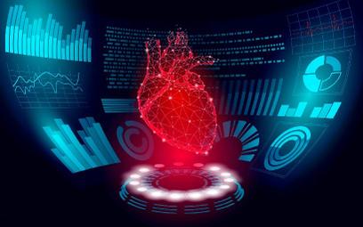 AI może przewidzieć choroby serca