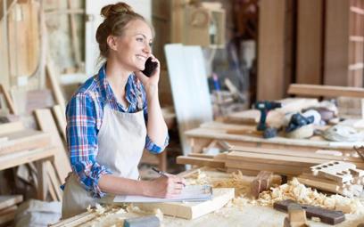 Sprzyjający czas dla osób pracujących na własny rachunek