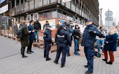 Przyszłość Zjednoczonej Prawicy rozstrzyga się w siedzibie PiS na ul. Nowogrodzkiej w Warszawie